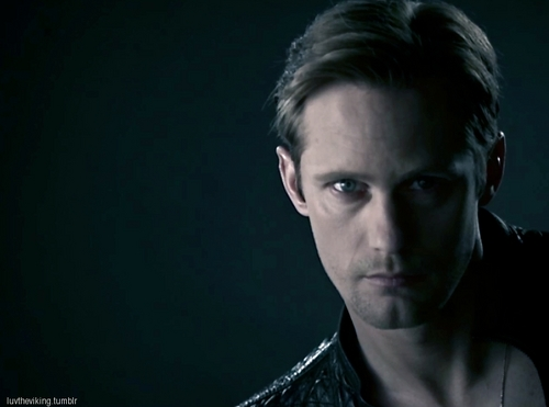 True Blood wallpaper probably containing a portrait entitled Eric