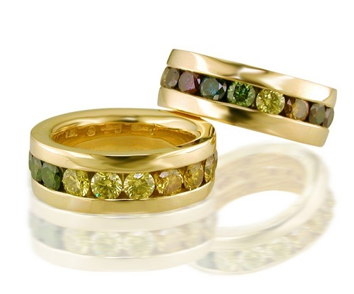 Etienne Perret Wedding Rings