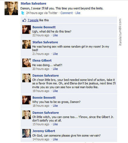 Facebook Chat LOL