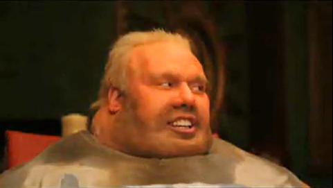 Fred Dukes as Blob