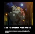 Fullmetal Alchemist - anime fan art