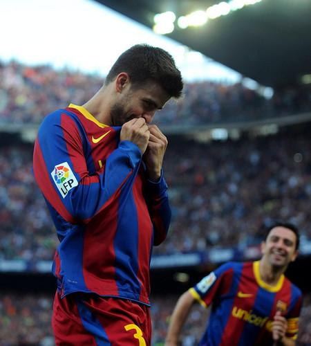 G. Pique (Barcelona - Espanyol)
