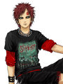 Gaara Slipknot Fan