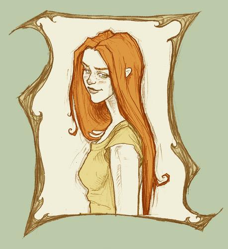 Ginny Portrait