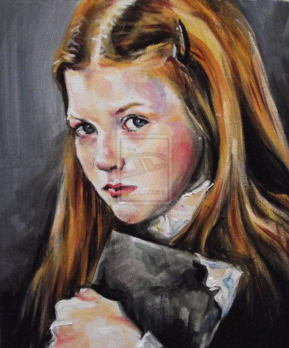 Ginny Weasley: Possessive