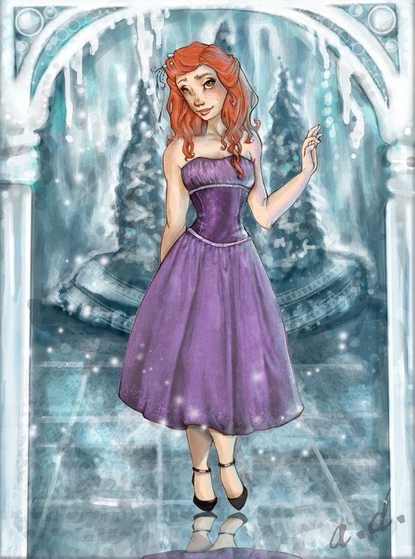 Ginny Yule Ball Ginevr...
