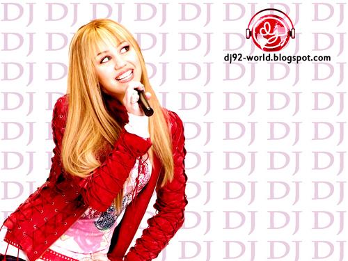 Hannah Montana Season 2 Highly Retouched Quality Photoshoot mga wolpeyper sa pamamagitan ng dj...!!!