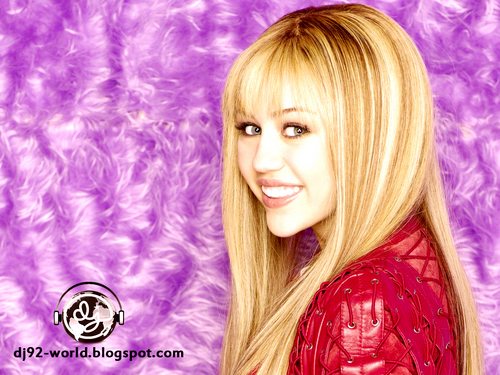 Hannah Montana Season 2 Highly Retouched Quality Photoshoot Hintergründe Von dj...!!!