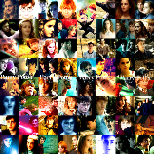 Harry Potter...