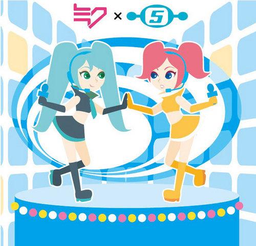 Hatsune Miku & Ulala