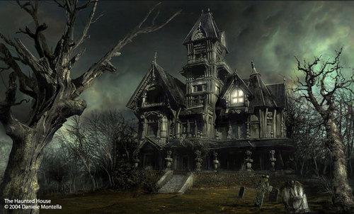Haunted castello