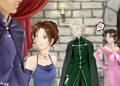 Hermione and Draco - Yule Ball