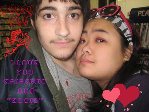 I <3 My boyfriend :-)