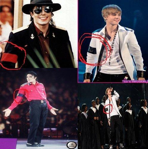 JB Plz stop Copying Michael Jackson