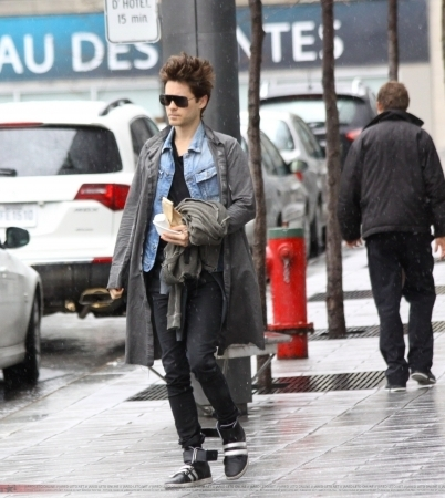 Jared Out & About - Montreal (May 3)
