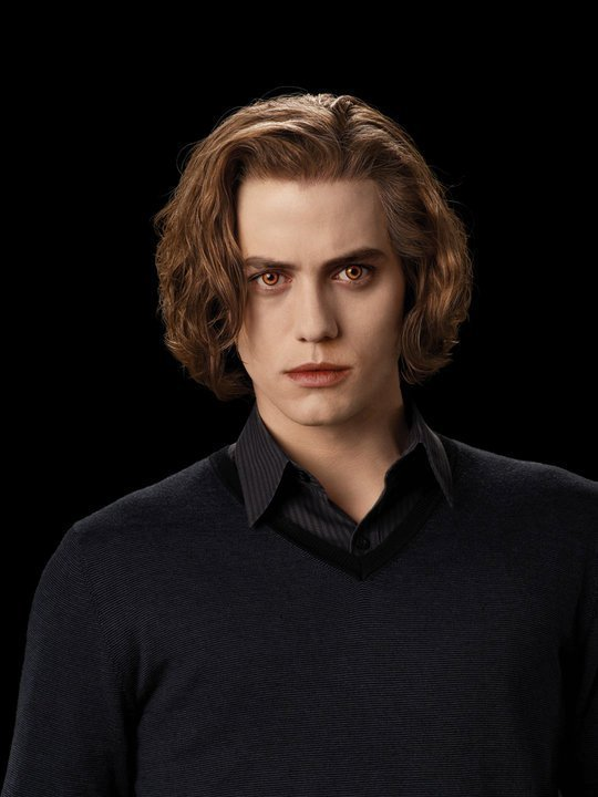 who is jasper from twilight dating