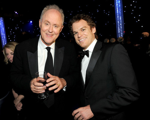 John & Michael C. Hall