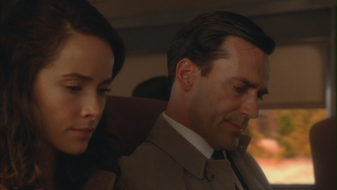 Jon Hamm Images Jon Hamm In Mad Men The Color Blue 310 Hd
