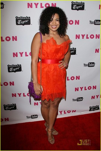 Jordin Sparks: Night Out with Nylon Magazine!
