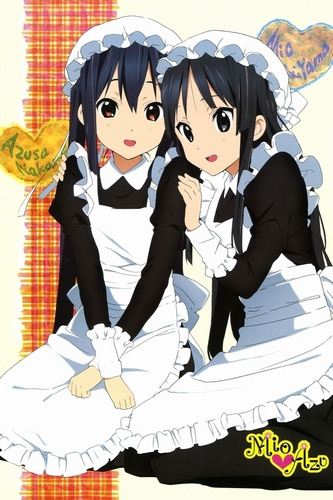 K-ON!! May Scan #2