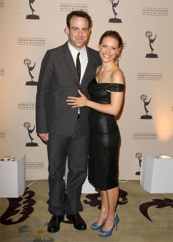 KaDee and Paul at TV Academy Honors