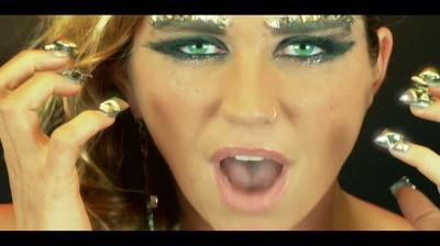 Ke$ha wallpaper probably with a portrait titled Ke$ha - We R Who We R - Music Video