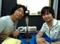 Konishi Katsuyuki and Yuuichi Nakamura