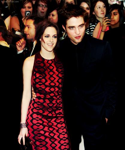 Kristen and Robert =)
