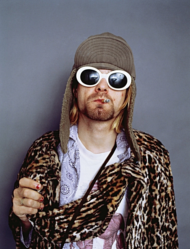 Curt Cobain - Photo Set