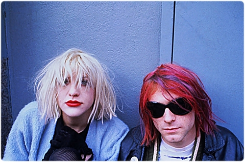 Kurt & Courtney♥