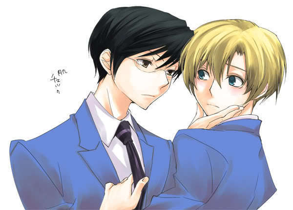 Ouran Highschool Host Club Nekozawa X Tamaki - #traffic-club