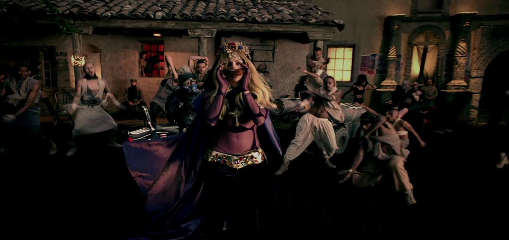 Lady Gaga - Judas - muziek Video