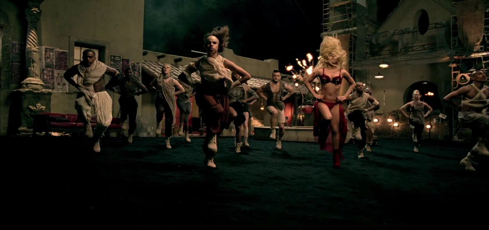 Lady Gaga - Judas - muziki Video