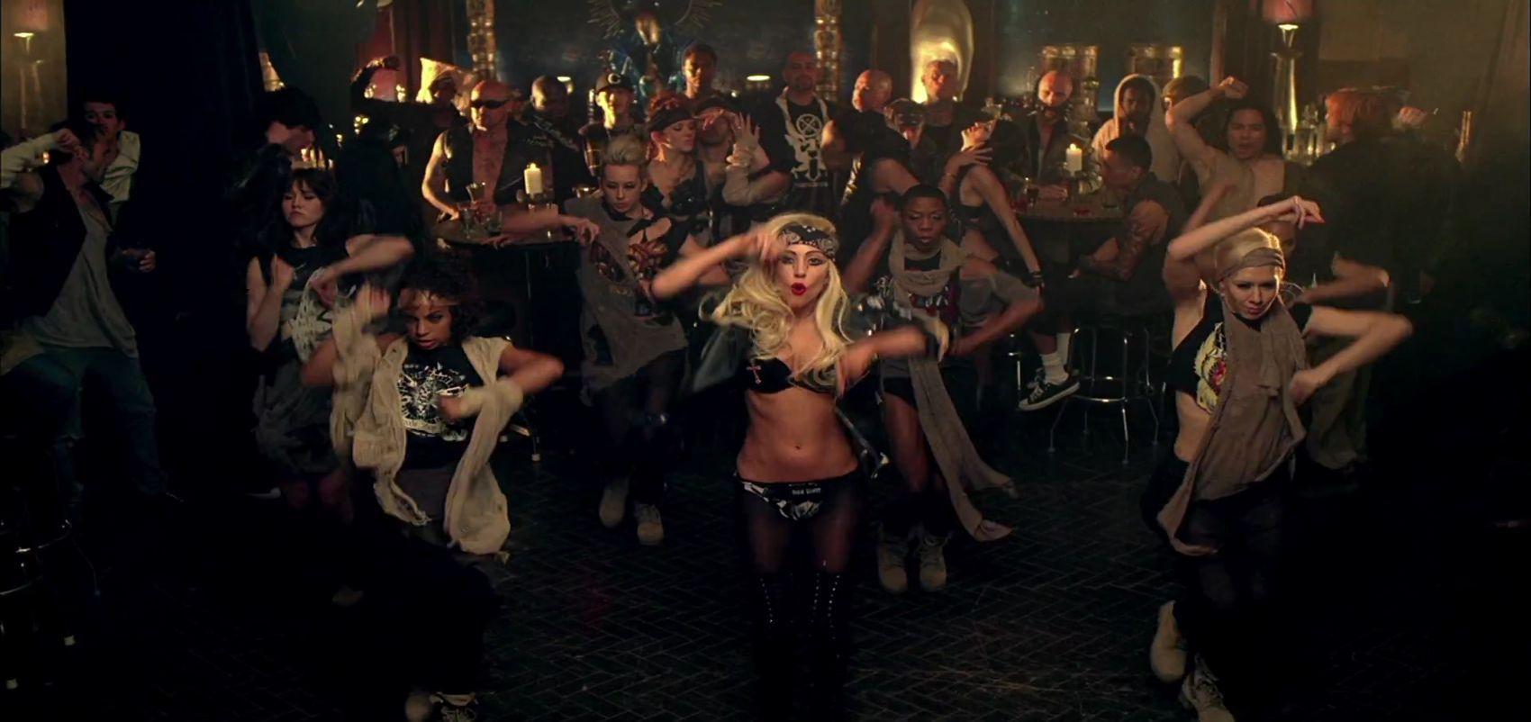 Lady Gaga - Judas - âm nhạc Video