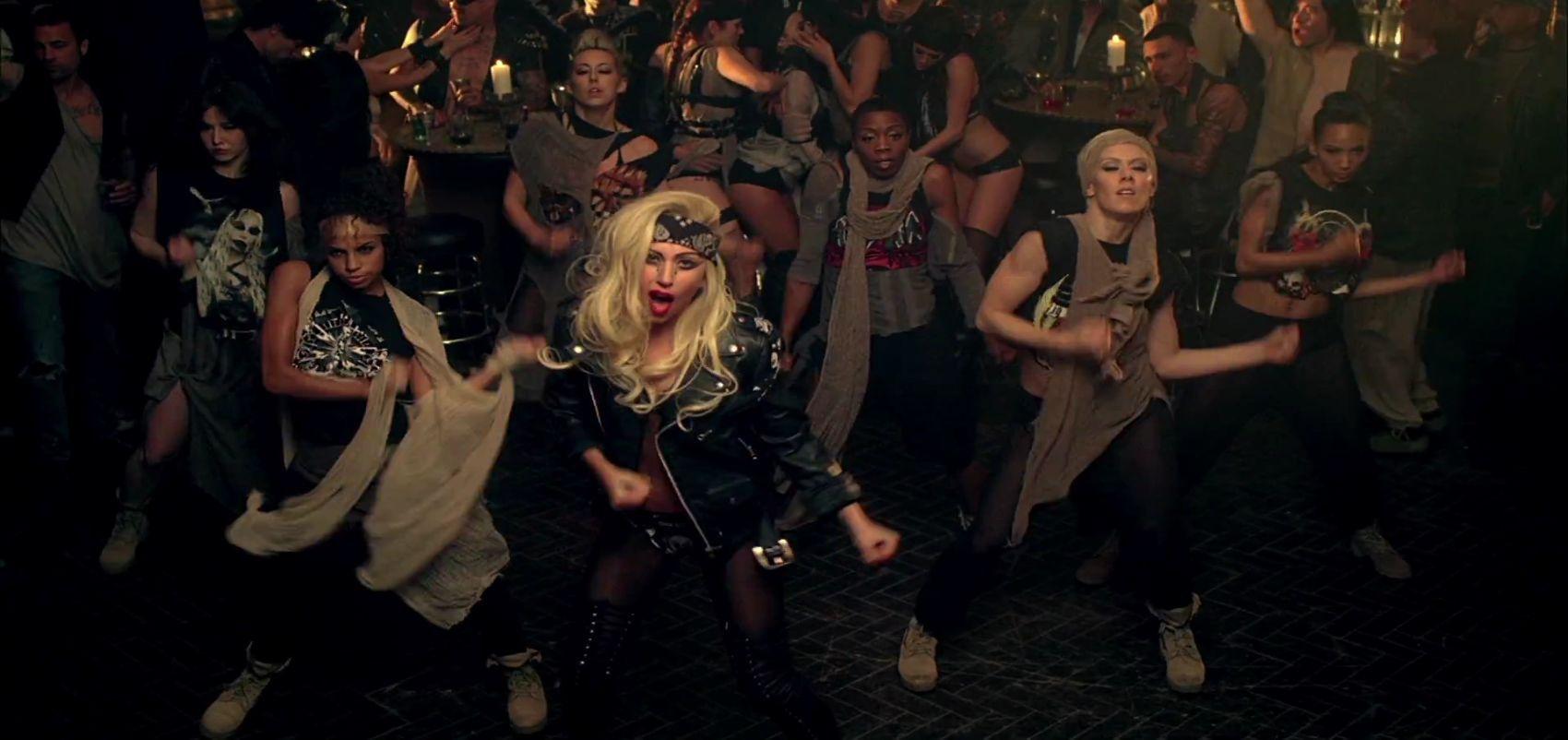 Lady Gaga - Judas - muziek Video