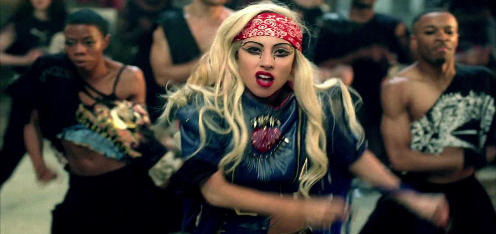 Lady Gaga - Judas - âm nhạc Video