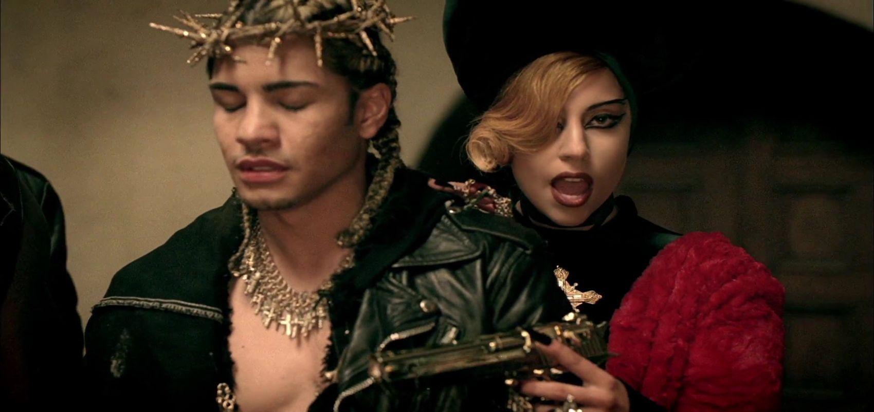 Lady Gaga - Judas - música Video