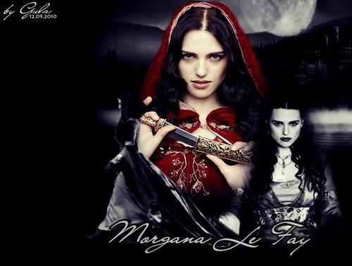 Lady Morgana Le Fay
