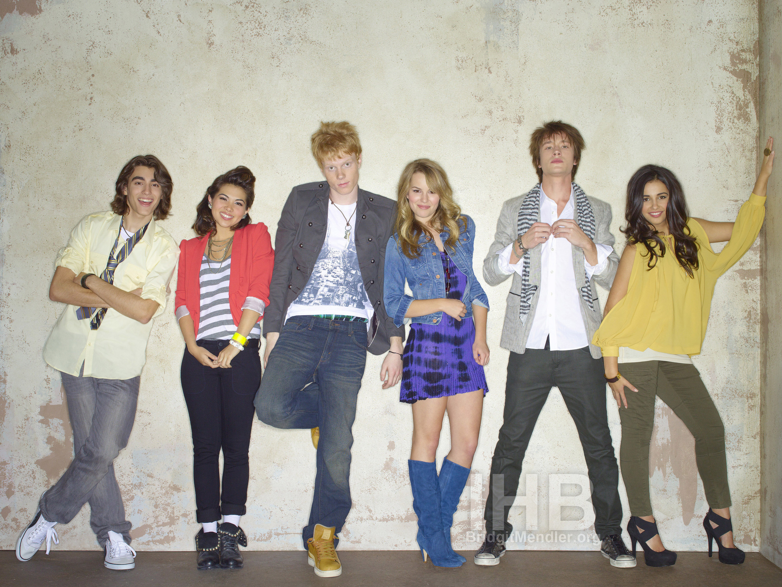 Lemonade Mouth Photo Shoots - lemonade-mouth photo