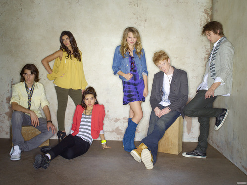 Lemonade Mouth wallpaper called Lemonade mouth Photo Shoots