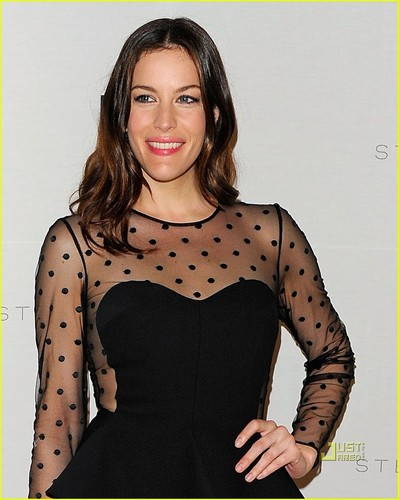 Liv Tyler: Stella McCartney Boutique Opening!