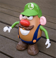 Luigi Potato Head