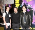 MCR at WATCHMEN premire =^.^= - watchmen photo