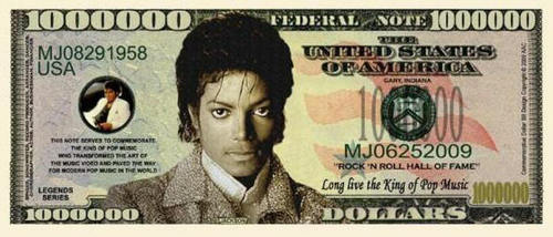 MJ on MONEY!! XD