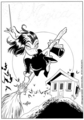 Walt Disney Coloring Pages - Magica de Spell
