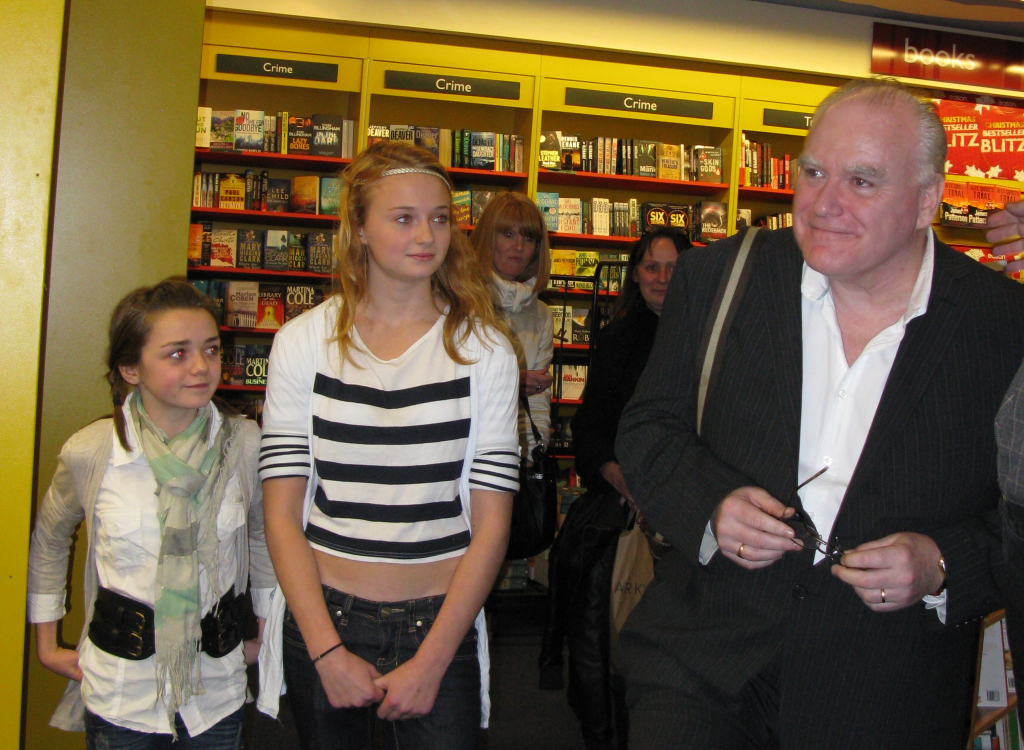 Maisie, Sophie & Ron