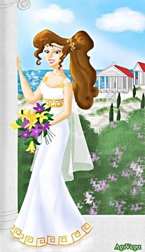 Megara, the Bride