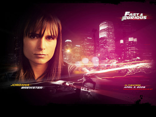 Brian O'Conner & Mia Toretto wallpaper containing a business district called Mia - Fast and Furious