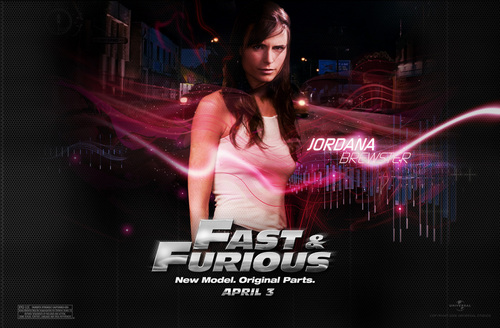 Mia - Fast and Furious