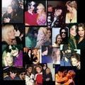 Michael Jackson and the Blonde girls - michael-jackson photo